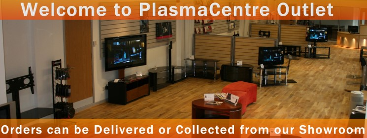 PlasmaCentre Showroom