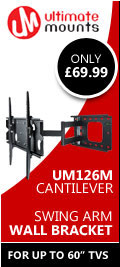 UM126M TV Wall Bracket