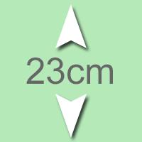 23 CM