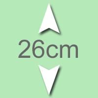 26 CM