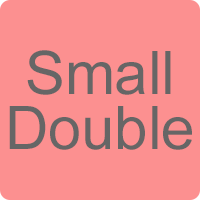 Small Double