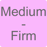 Medium/Firm