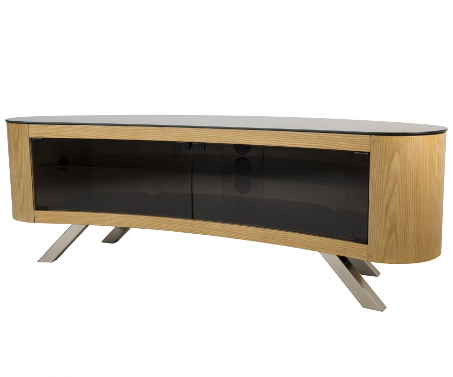 Avf Furniture ... TV Stands > See more AVF Affinity Plus Bay 1500 Curved TV Stand for