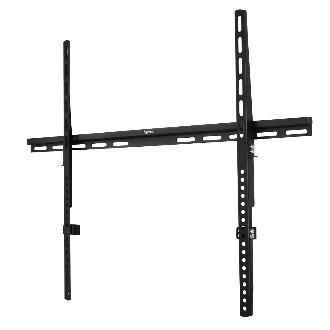 hama products 00012027 fixed super flat wall bracket for tvs up to 46 inch