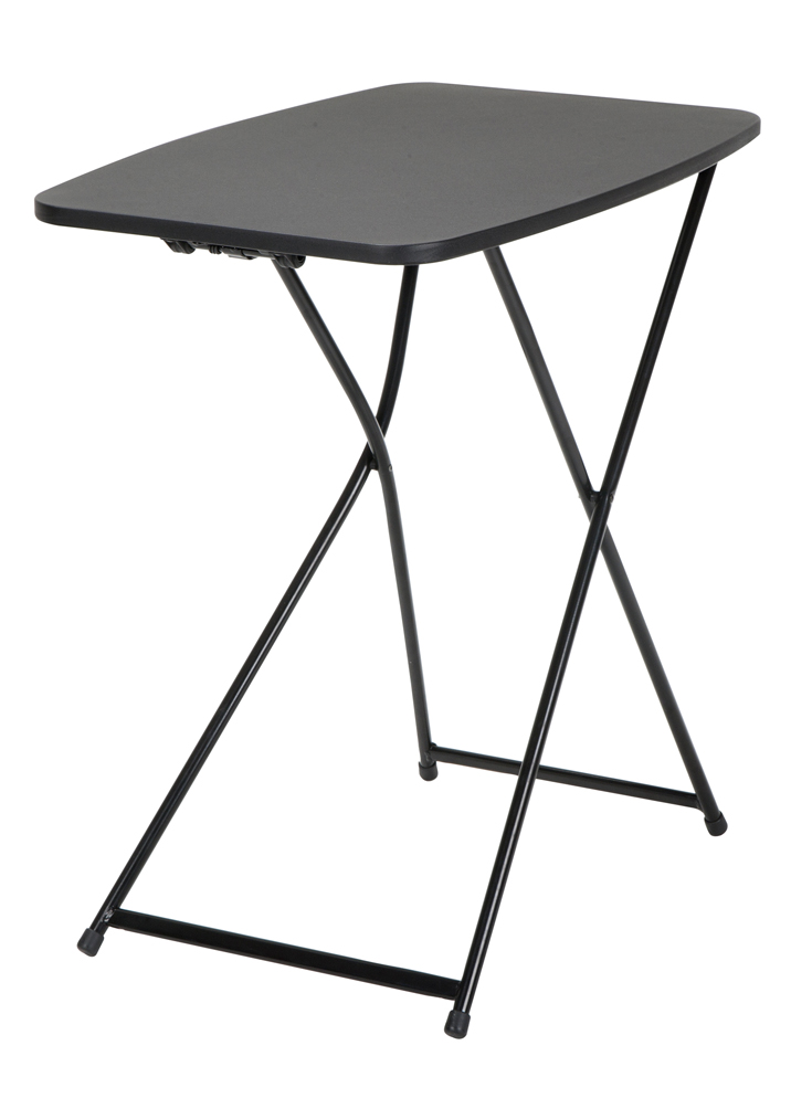 Dorel Folding Tailgate Table Black 18 X 26 Indoor