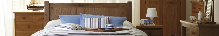Cornwall Oak Bedroom