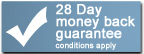 Extended money back guarantee