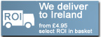 We deliver to Ireland from only �4.95