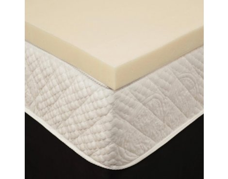 Ultimum memory foam mattress topper 2500 - super king 6ft0