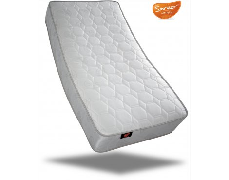 Sareer Orthopaedic Memory Mattress - Medium/Firm - Small Double 4ft