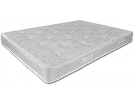 Airsprung Revivo Open Coil Opulence Mattress - Firm - King 5ft