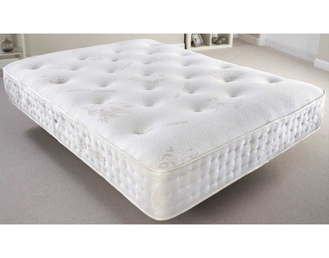 Ultimum Anti Static Bambo Mattress - Small Double - 4ft
