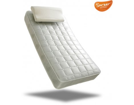 Sareer Orthopaedic Mattress - Medium/Firm - Small Double 4ft