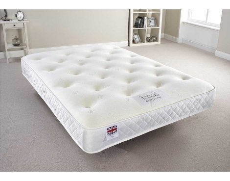 Ultimum Ortho Memory Mattress - Small Double - 4ft
