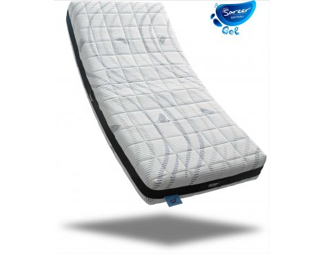 Sareer Gel Foam Mattress - Medium - Small Single 2ft6
