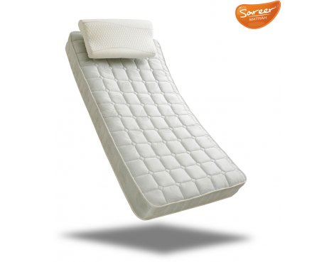 Sareer Economical Mattress - Soft/Medium - Small Double 4ft