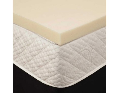 Ultimum memory foam mattress topper 5000 - small double 4ft0