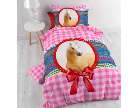 Dreamhouse Marielle Duvet Cover Set For Kids - Multicoloured - Single 3ft