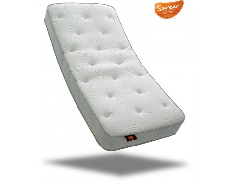 Sareer Latex Pocket Mattress - Medium/Firm - Double 4ft6