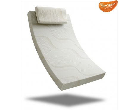 Sareer Reflex Plus Mattress - Firm - Single 3ft