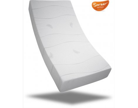 Sareer Diamond 6+2 Memory Foam Mattress - Medium - Double 4ft6