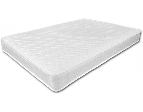 Airsprung Revivo Open Coil Trizone Mattress - Medium/Firm - King 5ft
