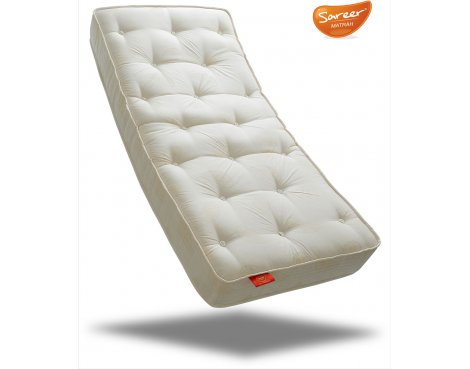 Sareer Pocket Sprung Mattress - Medium/Firm - Double 4ft6