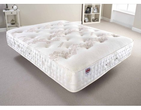 Ultimum Pocket Royal 2000 Mattress - Double - 4ft6