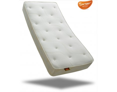 Sareer Reflex Plus Coil Mattress - Medium/Firm - Double 4ft6