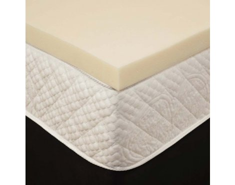 Ultimum memory foam mattress topper 7500 - double 4ft6
