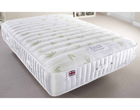 Ultimum Alovera Memory Gold Mattress - Super King - 6ft