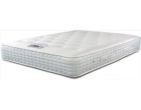 Sleepeezee Cool Sensations 1400 Pocket Spring Mattress - Medium - Double 4ft6