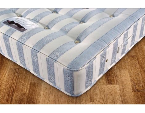 Sleepeezee Backcare Deluxe 1000 Pocket Spring Mattress - Firm - Small Double 4ft