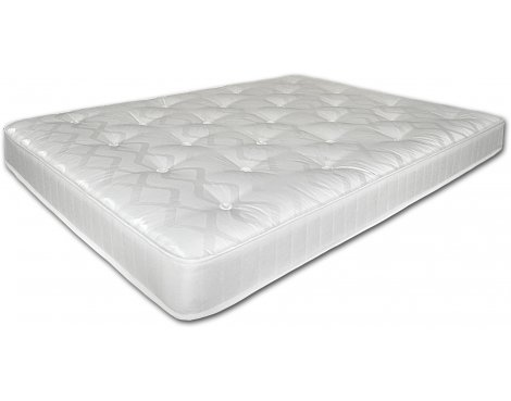 Airsprung Revivo Open Coil Luxury Mattress - Medium/Firm - King 5ft