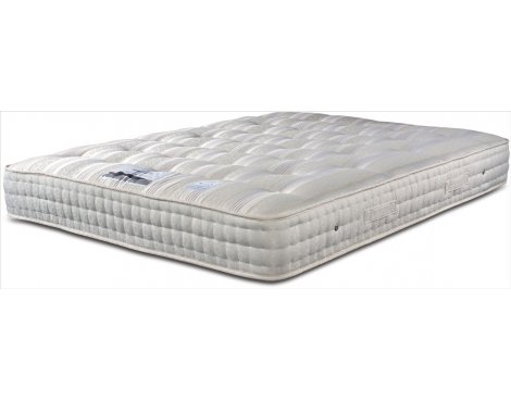 Sleepeezee Backcare Luxury 1400 Pocket Spring Mattress - Firm - Super King 6ft