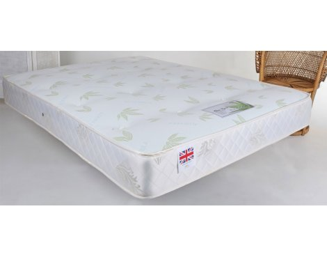 Ultimum Alovera Supercoil Mattress - Small Double - 4ft
