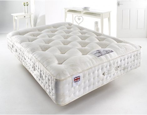 Ultimum Elizabeth Royal 1000 Mattress - Small Double - 4ft