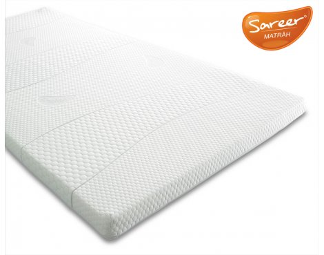 Sareer Memory Foam Topper - Small Single 2ft6
