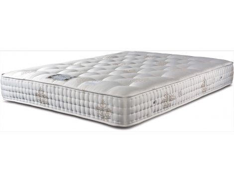Sleepeezee Bordeaux 2000 Pocket Spring Mattress - Medium - Super King 6ft