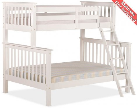Amani Chiltern Triple Sleeper Bunk - No Drawers