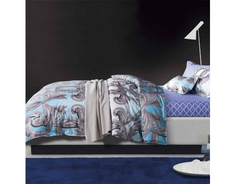 Primaviera Deluxe SL 41 Maisy Duvet Cover Set - Blue - Single 3ft