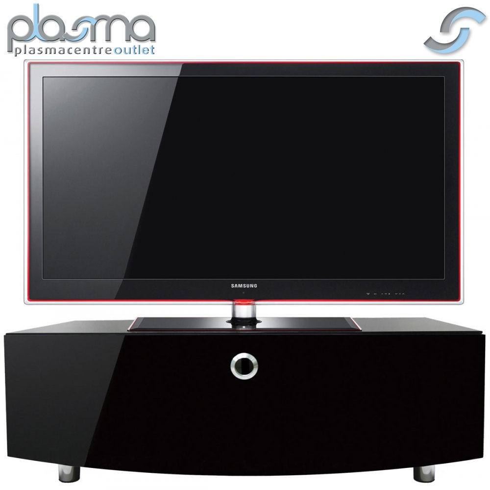 MDA-Designs-Cubic-Curve-1000-Black-TV-Cabinet