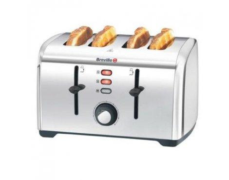 Breville VTT591 4 Slice Polished Toaster