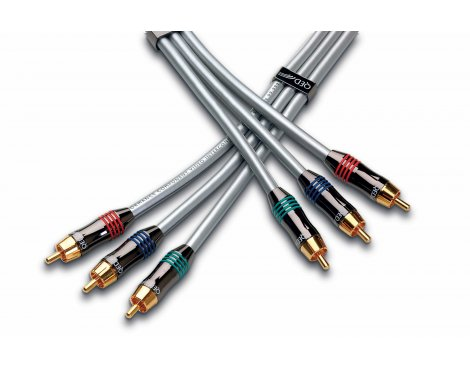 QED Qunex PCV1/1 High Quality Component Cable