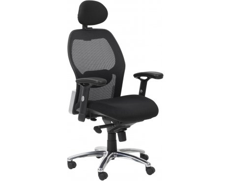 Alphason Portland Synchro Mesh Executive Chair