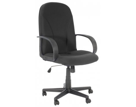 Alphason Boston black executive chair