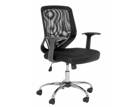 Alphason Atlanta Fabric operator chair with arms