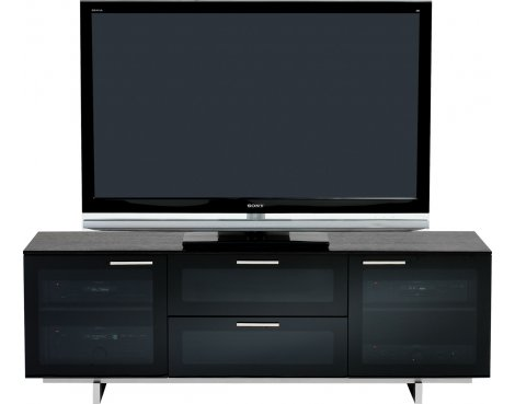AVION NOIR II 8937 Black TV Cabinet