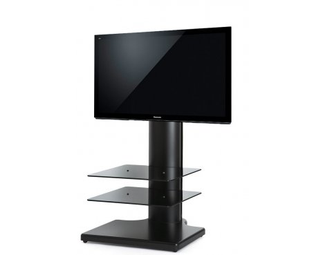 Origin II S2 Flat Panel TV Stand in Black