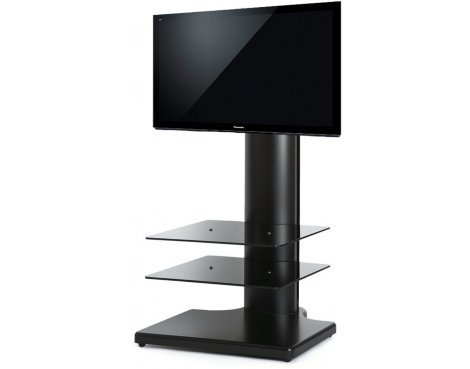 Origin II S1 Black Cantilever TV Stand